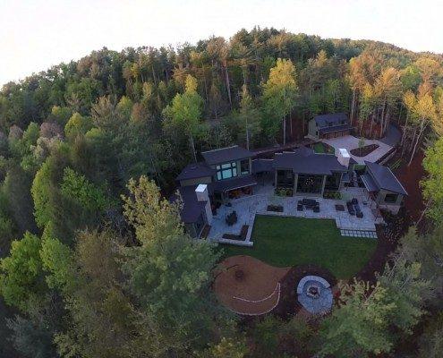 Lake James residence